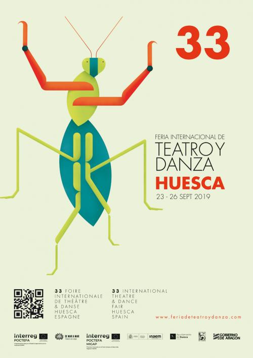 1562840112_cartel feria internacional teatro y danza Huesca 2019